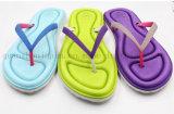 Custom Hot Sale Soft EVA Women Man Slippers Flip Flop