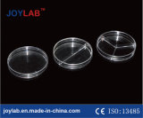 Disposable Petri Dish, Plastic or Glass Material, 90mm, Transparent