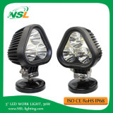 3'' 30W LED Work Light. Waterproof 10-30V DC, Offroad Truck Light ATV, Jeep, UTV Toyota Parts off Motorcycle