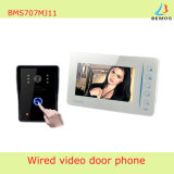 """7"""" Color TFT LCD Video Door Phone Doorbell with Full Touch Key"""