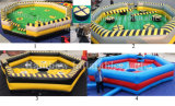 Top Sale Cheap Inflatable Mechanical Bull Mattress for Sale