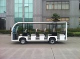 7.5kw 14 Seats Electric Sightseeing Bus City Bus for Sale