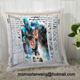 Custom Design Wholesale Digital Printing Cushion Cover Pillow
