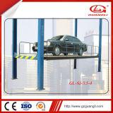 Guangli High Quality Hydraulic Garage Four Post Car Crane