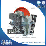 PE*400*1200 Model Mineral Jaw Crusher Plant Wtih 28-95t/H Capacity