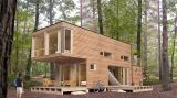 4 Unites 40FT Container House for Luxury Design