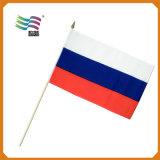 2015 High Quality Custom Printing Hand Flag for Travelling (HYHF-AF006)