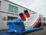 Inflatable Titanic Slide