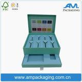 Bespoke Drawer Sliding Paper Perfume Gift Box with EVA Insert