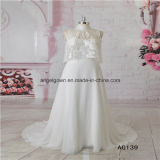 Chiffon Causal Latest Gowns Design Wedding Dress