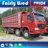 Wholesale New 8X4 HOWO Dump Truck of HOWO Tipper Truck