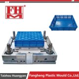 Plastic Turnover Box Crate Mould