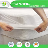 High Quality Eco-Friendly 100% Polyester Terry Cloth Fabric Laminated with TPU Mattress Pad