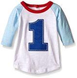 2017 Wholesale Kids Raglan Style Cotton T Shirt (A620)