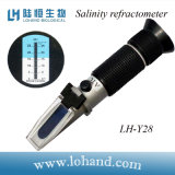 Salinity Refractometer for Sale (LH-Y28)