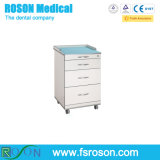 Dental Cabinet with Four Trays Use to Clinic Treatment