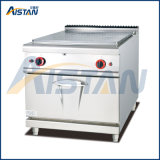Gh783A French Hotplate with Oven of Cooking Equipment