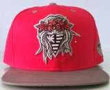 Custom 3D Embroidery Snapback Cap Baseball Cap Supplier