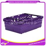 Plastic Injection Shopping Basket Mold