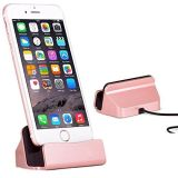 Mobile Phone Charger Dock Sync Desk Charger Stand for iPhone 7