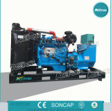 100kVA Open Type Natural Gas Generator with Auto Start
