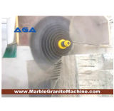 Multi-Blades Stone Block Cutting Machine for Granite/Marble Cutter (DQ2200/2500/2800)