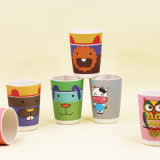 Hot Sale Colorful Bamboo Fiber Baby Cup (YK-BC4041)