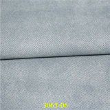 High Breathability Soft PU Material Sofa Leather for Furniture Manufacturing