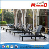 Outdoor PE Rattan Chasie Lounge for Pool