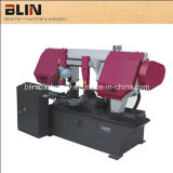 Horizontal Double Column Band Saw with Good Saw Blade