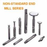 Solid Carbide End Mills (D1~D25mm)