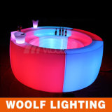 Colorful Outdoor Waterproof LED Party Furniture