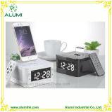 Hotel Alarm Clock Bluetooth Docking Station for iPhone