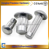 Round Head Solid Aluminum Rivet for Name Plate