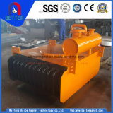 Rcde Suspended Oil-Cooling Electro Magnetic Separator/Magnet for Sawdust and Woodchips Material-Manufacturer From Mining Machine Factory