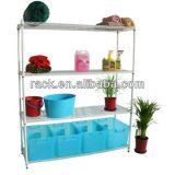 DIY Powder Coating Living Room Wire Rack Shelf (LD12035180A4E)