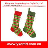 Christmas Decoration (ZY14Y190-1-2) Christmas Hosiery Kids Toys