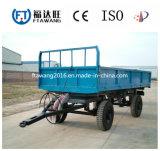China Double Axels Farm Trailer/Tractor Trailer/Semi Trailer