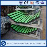 Bulk Material Buffer Bed for Belt Conveyor