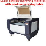 Fabric/Acrylic/Leather Shoes/Wood CO2 Laser Cutting and Engraving Machine