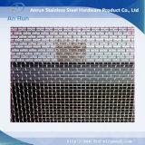 Crimped Wire Mesh as Decorative Material
