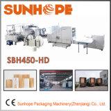 Sbh450-HD Full Servo Automatic Paper Bag Making Machine