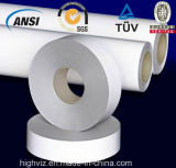 Silver Reflective T/C Tape with En20471 Certificate (1001B)