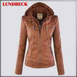 Leisure Cotton Outer Wear Jacket for Women