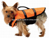 Safety Pet Cooling Life Jacket on Boat