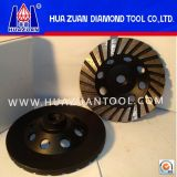 80mm-230mm Stainless Steel Cup Diamond Wheels