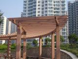 Outdoor Garden Ecological Wood Composite WPC Pergola