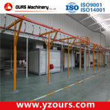 Steel Substrate and Painting Coating Wood Finish Powder Coating Machine