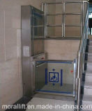 Stainless Steel Material Disabled Wheelchair Lift