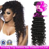 7A-Brazilian Hair Unprocessed Deep Wave Weft 100% Virgin Remy Human Hair Extension